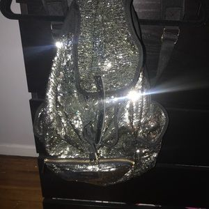 Victoria secret sparkle school bag